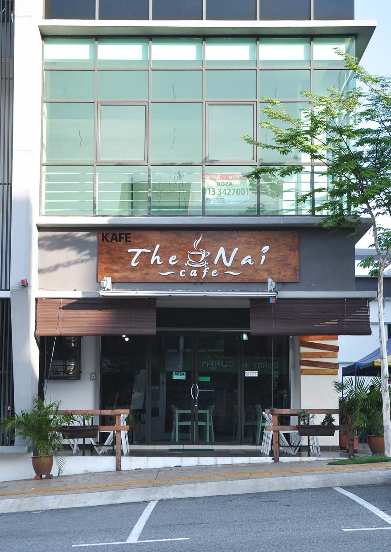 Udang Galah Specialties @ The Nai Cafe, Denai Alam, Shah Alam