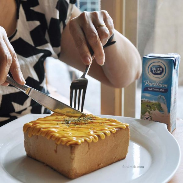 7 days dutch lady purefarm milk and breakfast challenge day 3