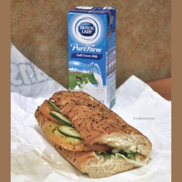 7 days dutch lady purefarm milk and breakfast challenge day 5