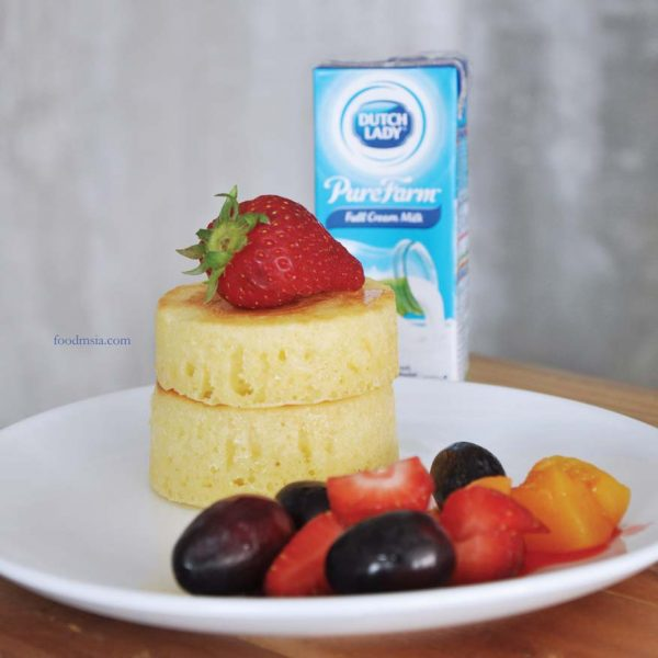 7 days dutch lady purefarm milk and breakfast challenge day 6