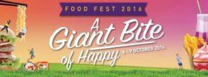 'A Giant Bite of Happy' Food Fest @ the Curve, Mutiara Damansara