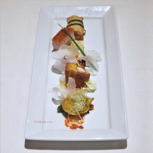 dynasty restaurant renaissance kuala lumpur hotel migf 2016 appetizers