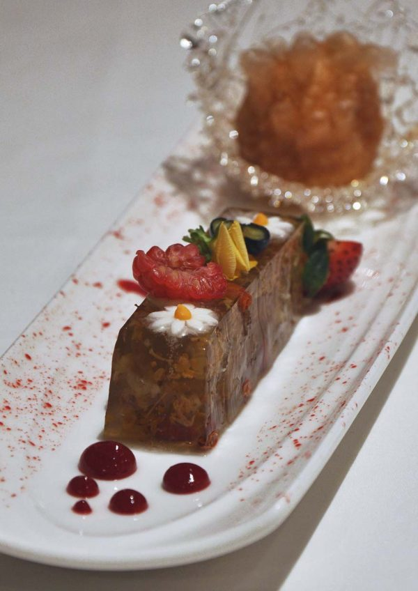 dynasty restaurant renaissance kuala lumpur hotel migf 2016 desserts