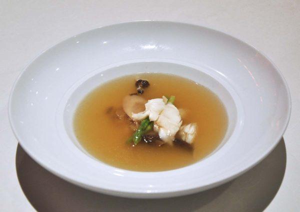 dynasty restaurant renaissance kuala lumpur hotel migf 2016 lobster consomme