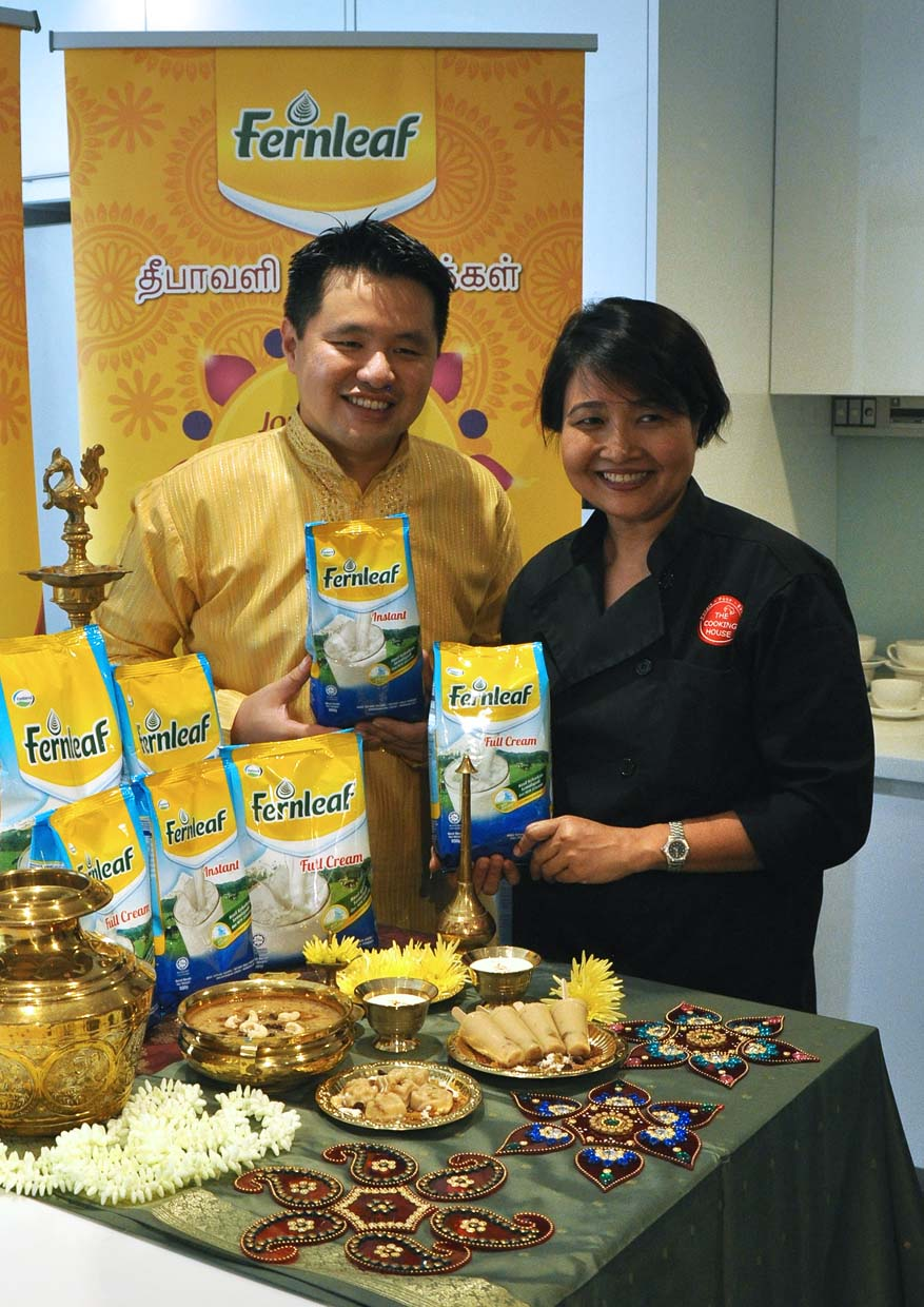 An Exciting Twist To Traditional Payasam With Fernleaf This Deepavali
