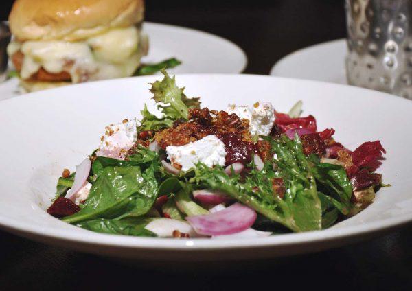 hard rock cafe malaysia vegetarian menu fennel beet orange salad