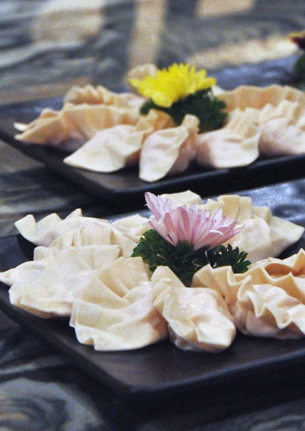 malaysia international gastronomy festival yezi steamboat restaurant handmade dumplings