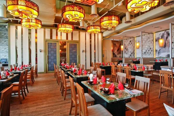 malaysia international gastronomy festival yezi steamboat restaurant interior