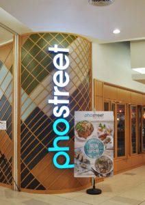 Vietnamese Cuisine Pho Street Malaysia @ Paradigm Mall, Kelana Jaya