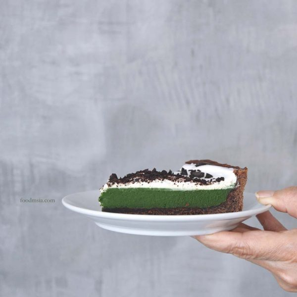 ps tokyo turns 1 anniversary party salted matcha pie