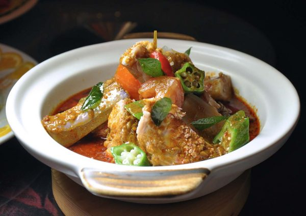 tai thong malaysia diwali a la carte promotion assam curry fish head