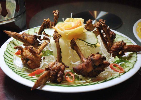 tai thong malaysia diwali a la carte promotion lemongrass chicken