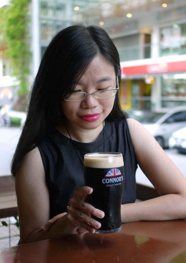 the bbp bandar utama the connor's experience by connor's stout porter