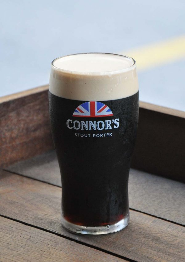 the bbp bandar utama the connor's experience by connor's stout porter full pint