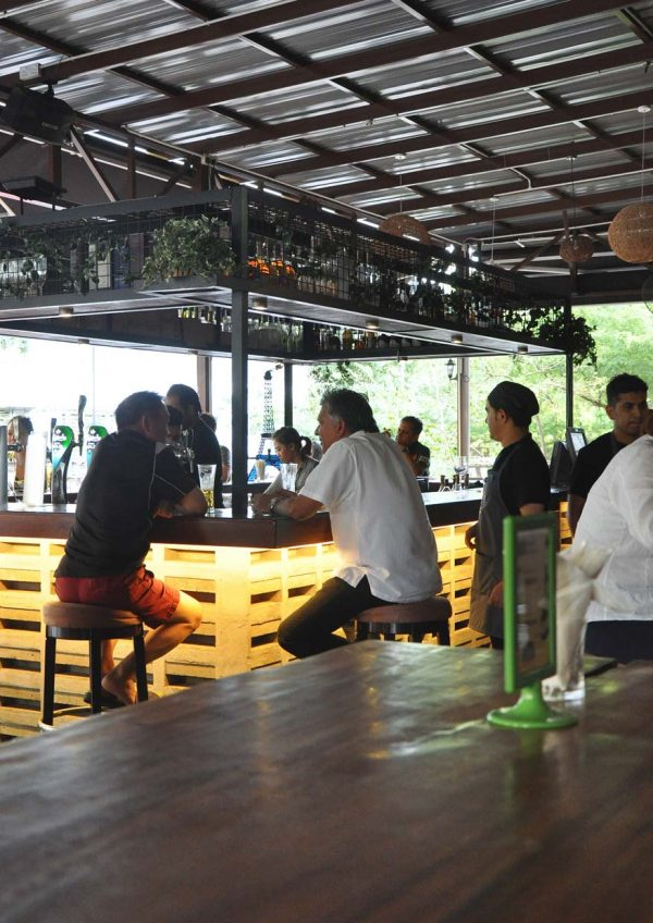 the bbp bandar utama the connor's experience by connor's stout porter interior
