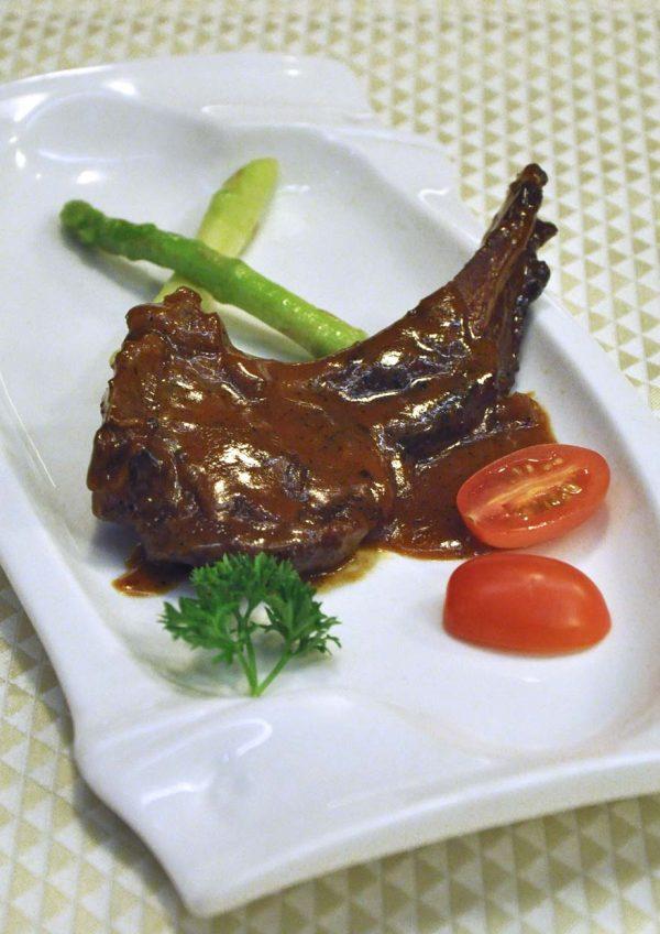 unique seafood pj23 malaysia international gastronomy festival lamb chop