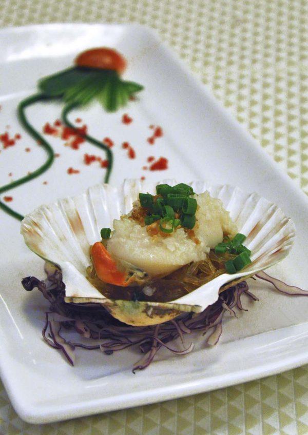 unique seafood pj23 malaysia international gastronomy festival scotland scallop