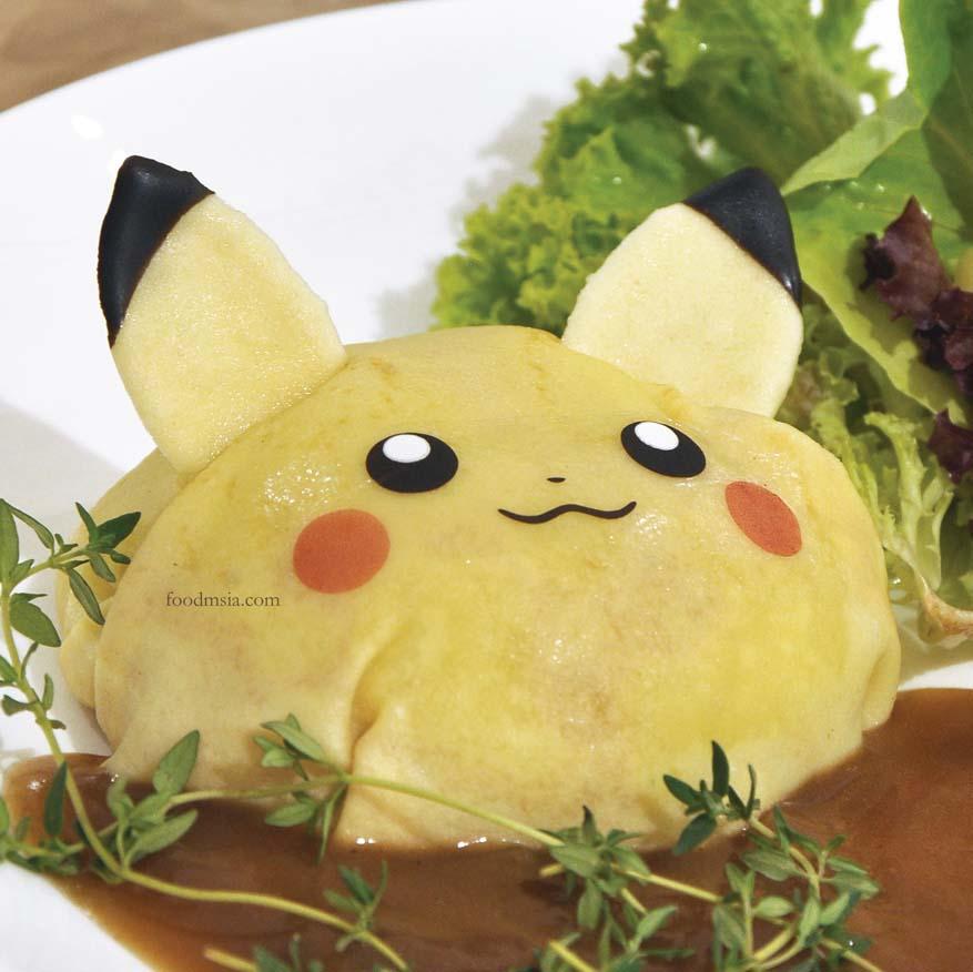 1st Pokemon Cafe in Malaysia @ AEON Mid Valley, Kuala Lumpur