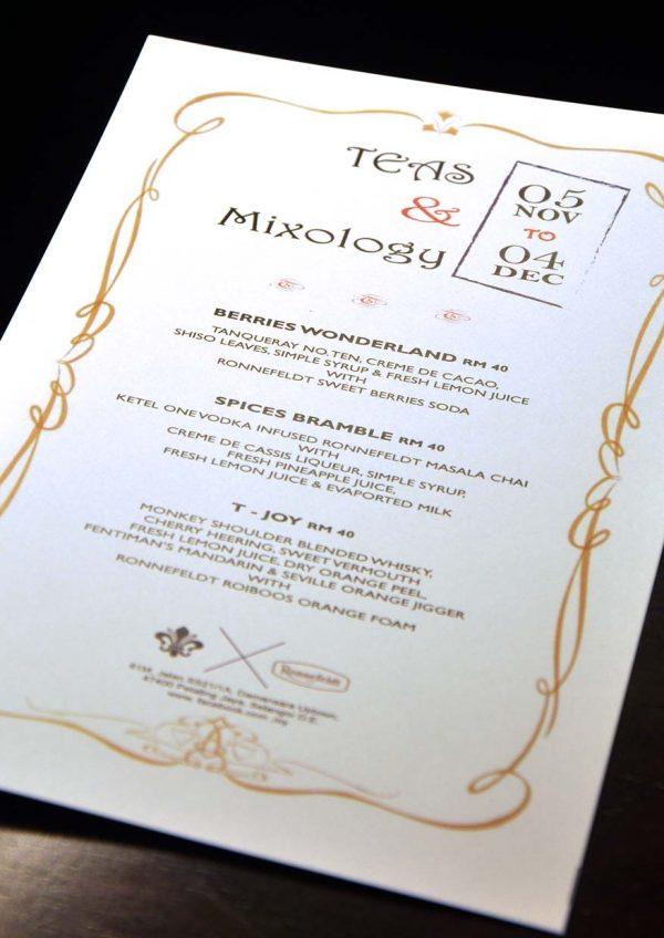 61 monarchy exclusivitea ronnefeldt fentimans cocktail menu
