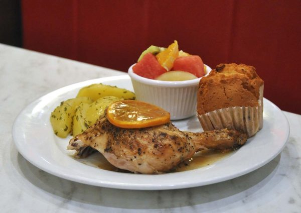 kenny rogers roasters fun fruity feast favorite meal