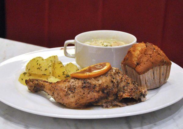 kenny rogers roasters fun fruity feast soup meal
