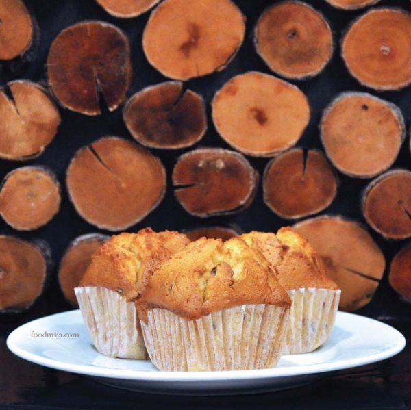 kenny rogers roasters fun fruity feast vanilla roselle muffin
