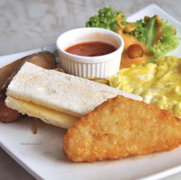 la figue western restaurant pv128 setapak kuala lumpur big breakfast