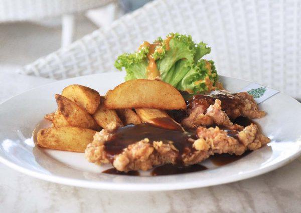 la figue western restaurant pv128 setapak kuala lumpur chicken chop