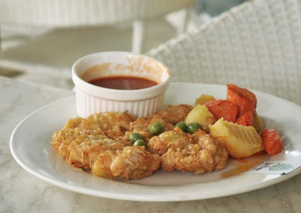 la figue western restaurant pv128 setapak kuala lumpur hainanese chicken chop