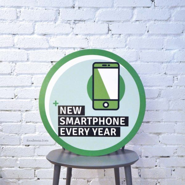 Buying New Smartphones More Affordable Every Year @ ReNew+, CompAsia
