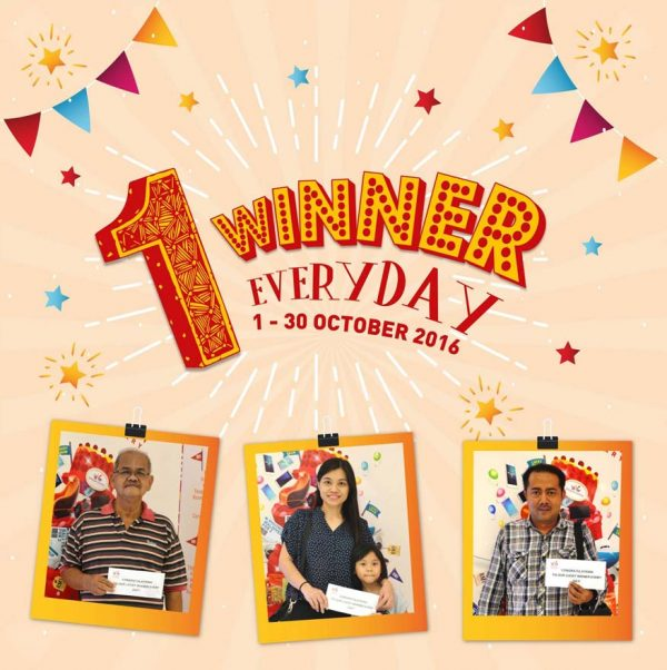 setapak central 1 fabulous celebration first anniversary lucky draw