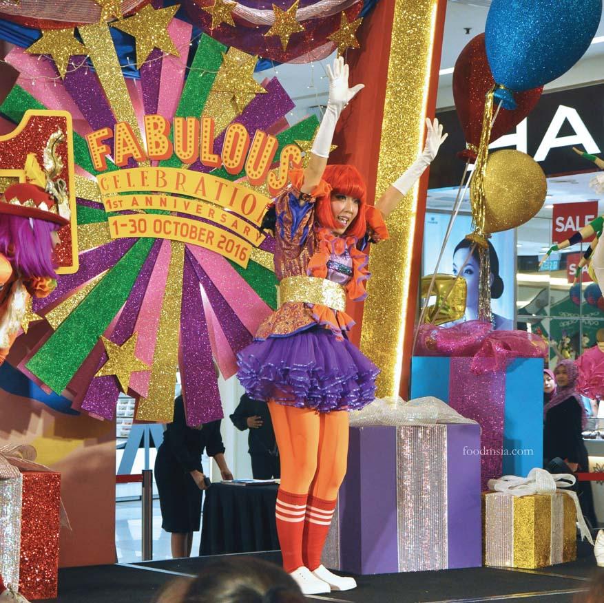 """1 Fabulous Celebration"" 1st Anniversary @ Setapak Central, Kuala Lumpur"