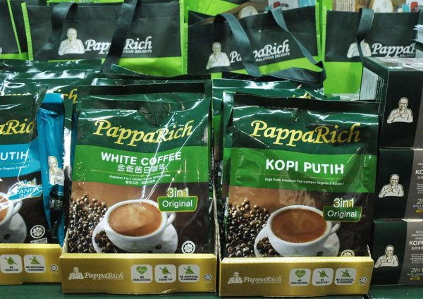 taste fully food and beverage expo mid valley kl november 2016 papparich white coffee