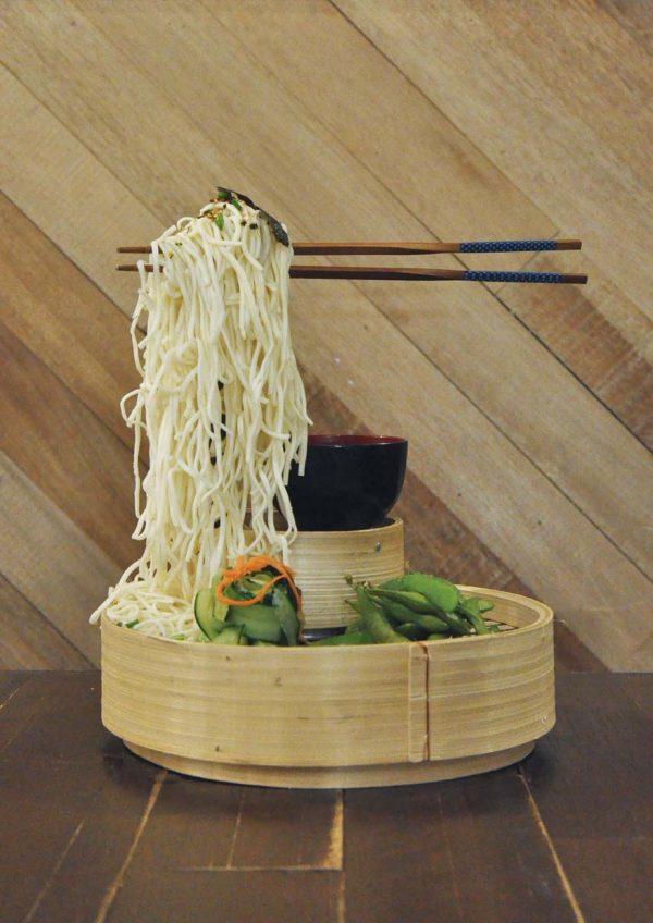 underground societe bandar sunway flying noodles chic kut teh