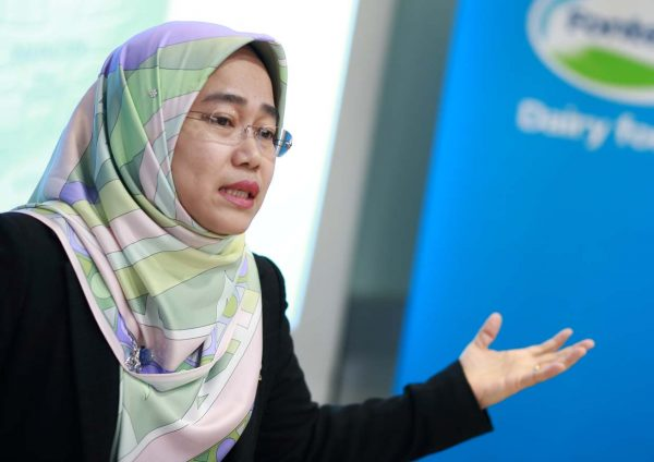 world osteoporosis day fonterra brands malaysia megawati suzari