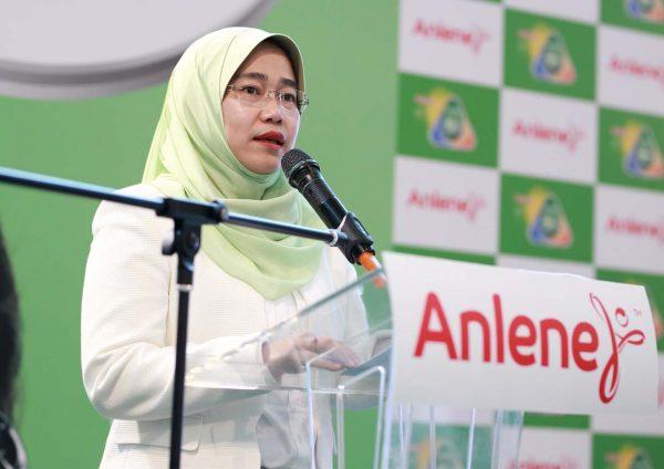 anlene move young campaign sheila majid sinaran remake megawati suzari