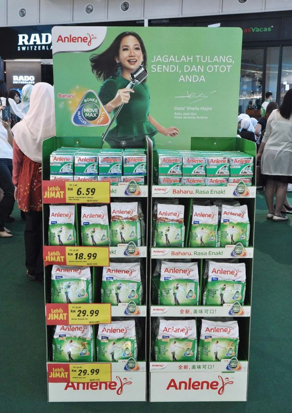 anlene move young campaign sheila majid sinaran remake products