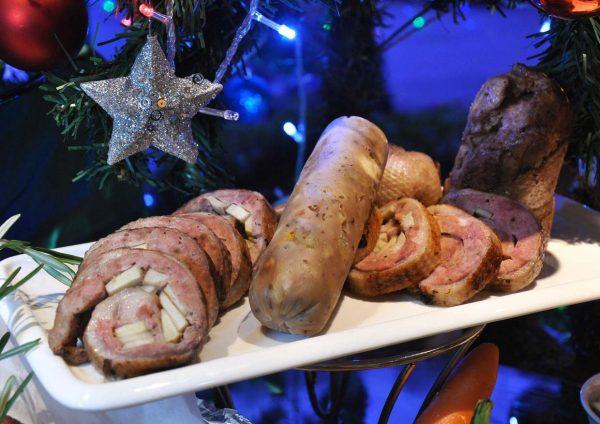 christmas 2016 armada petaling jaya roasted duck roulade