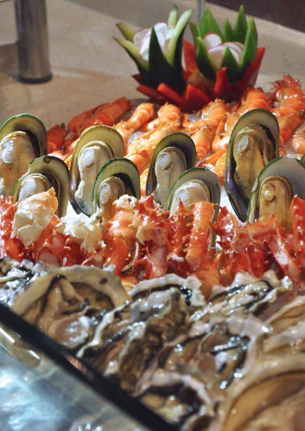 christmas 2016 berjaya times square hotel kl seafood on ice