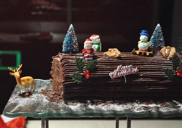 christmas 2016 berjaya times square hotel kl yule log cake