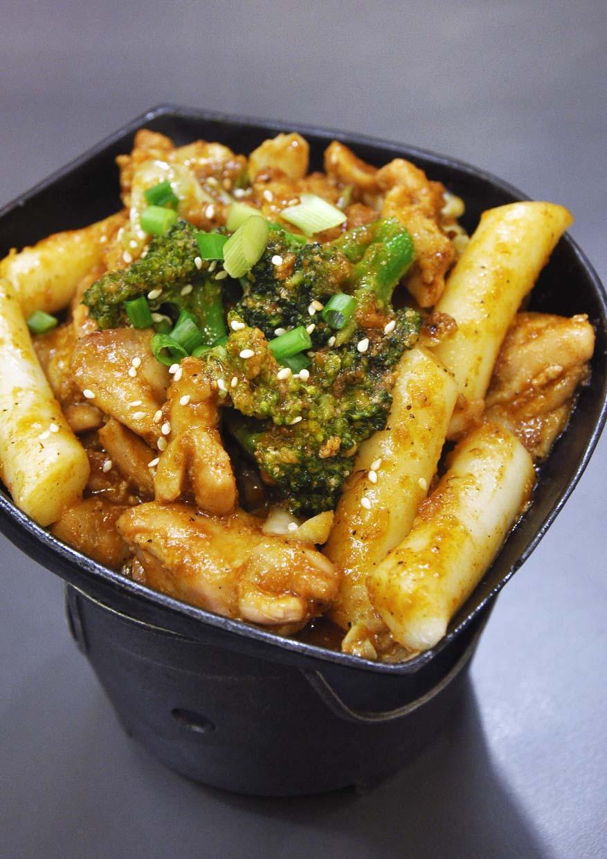 Satisfying Urban Korean Food @ DubuYo