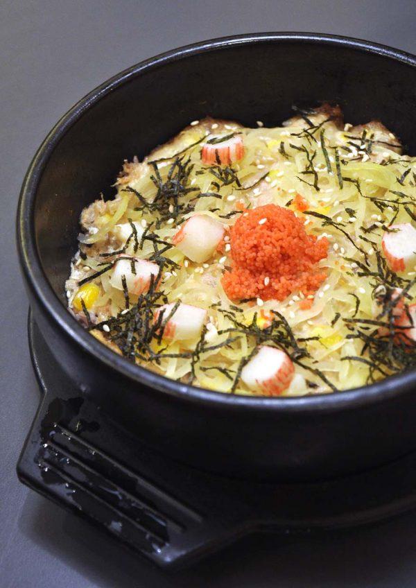 dubuyo korean halal restaurant tuna bibimbap
