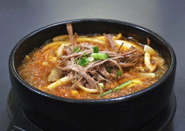 dubuyo korean halal restaurant yukgaejang