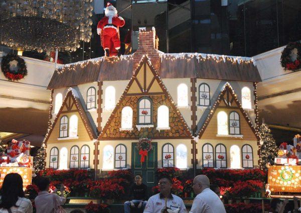 grand millennium kl christmas 2016 biggest advent calendar house