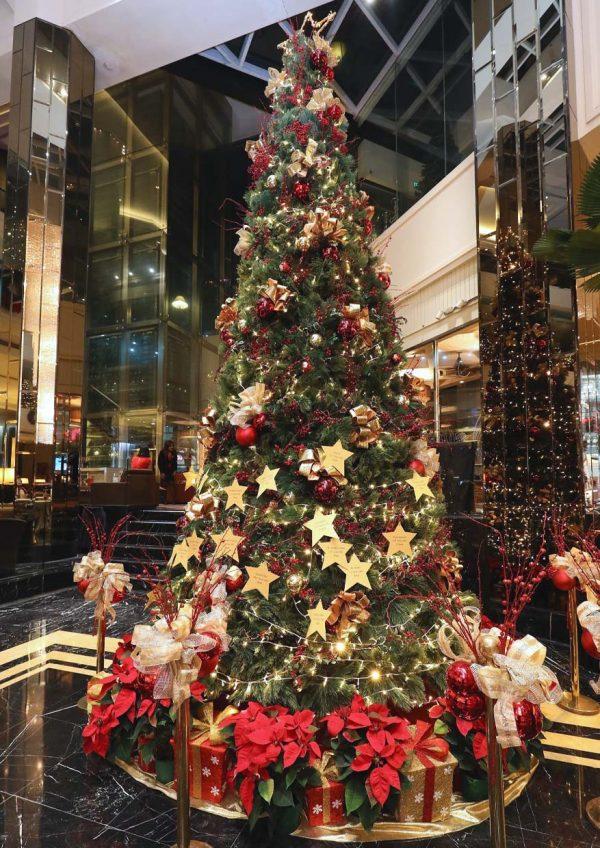grand millennium kl christmas 2016 christmas tree