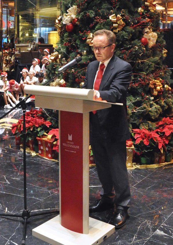 grand millennium kl christmas 2016 petri juhani puhakka