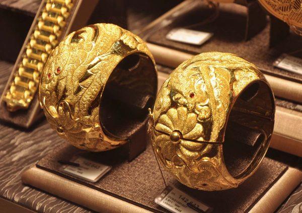 lukfook jewellery pavilion elite kuala lumpur gold bangles