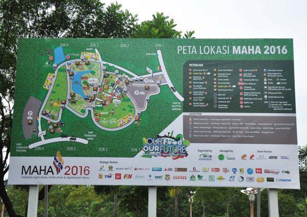 maha 2016 maeps serdang malaysia location map
