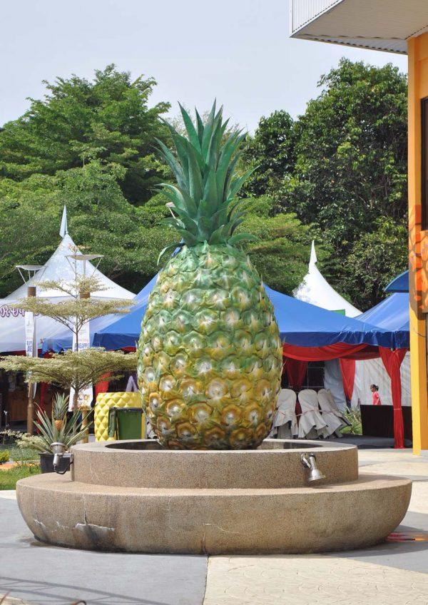 maha 2016 maeps serdang malaysia pineapple planet