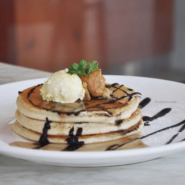 Fluffy Pancakes & Hearty Meals @ Pancake House Malaysia